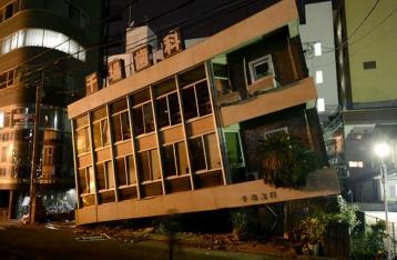 В результате сильных землетрясений в Японии погибли 27 человек