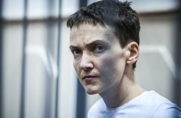 Адвокат: Состояние Савченко тяжелое