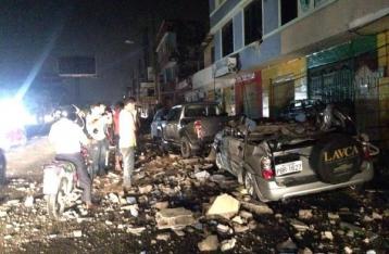 В Эквадоре произошло мощное землетрясение: погиб 41 человек