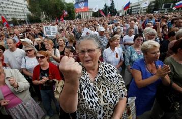Украина не будет платить пенсии жителям оккупированного Донбасса