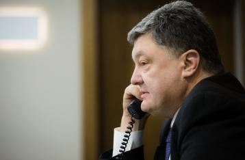 Порошенко заявляет, что согласовал алгоритм освобождения Савченко