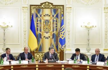 Порошенко: В парламентском кризисе поставлена точка, пора ускорять реформы