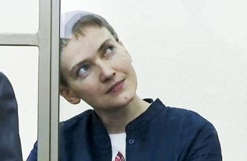 Адвокат: Политически вопрос освобождения Савченко решен