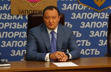 Порошенко назначил запорожского губернатора