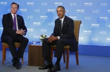 Обама: Мы должны разрешить конфликт в Украине
