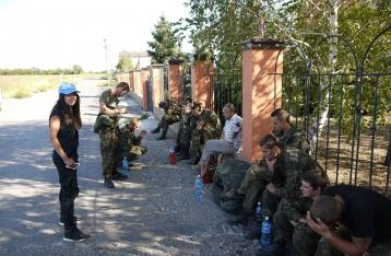 Геращенко: В плену НВФ находятся 115 украинцев