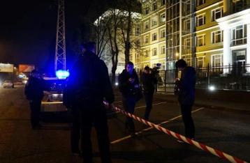 В Одессе из гранатомета обстреляли банк
