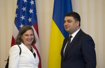 Нуланд: США готовы выделить Украине пакет финансовых гарантий