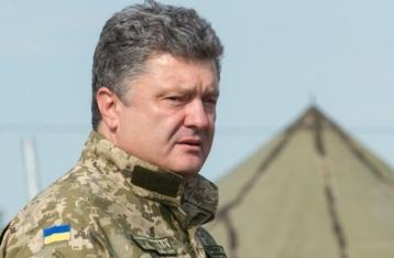 Порошенко: Враг пытается сорвать Минские соглашения
