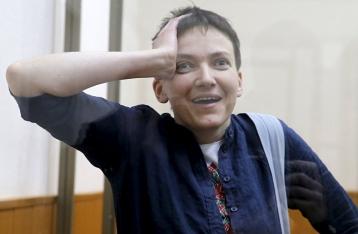 Савченко получила документы для экстрадиции