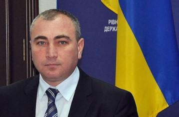 СМИ: Ривненский губернатор подал в отставку