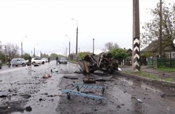 Штаб: ВСУ физически не могли дострелить до Еленовки