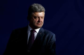 Порошенко: Пасха станет тестом для России на христианство