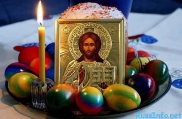 Украина празднует Пасху