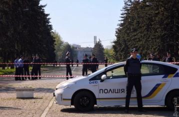 В Одессе ищут взрывчатку возле Дома профсоюзов