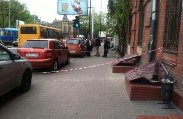 В Одессе журналистов обстреляли из помпового ружья