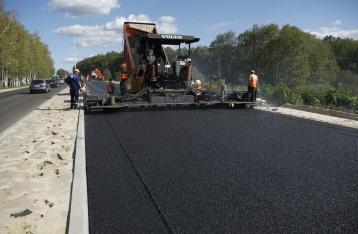 Гройсман: Полномасштабного ремонта всех дорог не будет