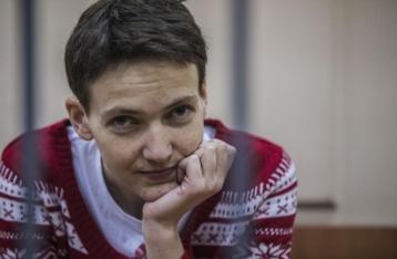 Савченко угрожает возобновить сухую голодовку