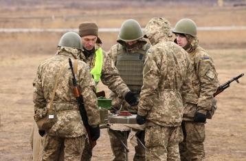 На Яворовском полигоне погиб военный, двое ранены
