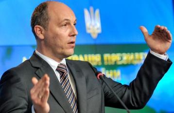Парубий: На должность генпрокурора у Порошенко одна кандидатура