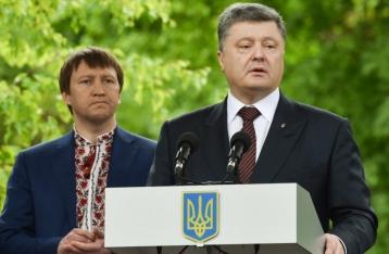 Порошенко: Украина больше не допустит экспансии советской-российской имперской идеологии