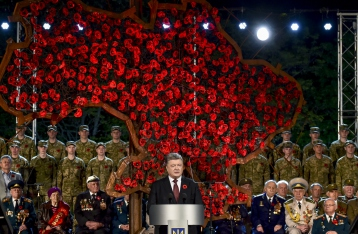 Порошенко рассказал, как будет возвращать Донбасс и Крым
