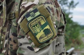 За минувшие сутки двое военных погибли и четверо ранены