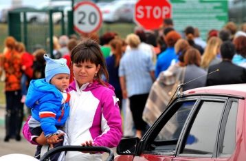 Украина попала в список стран-рекордсменов по количеству переселенцев