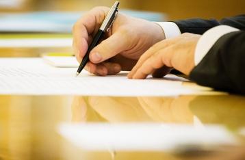Порошенко подписал закон о реформе ГПУ
