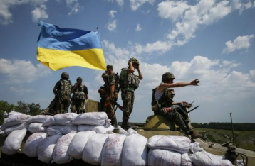 За сутки в зоне АТО ранены 7 военных, 5 из них – под Авдеевкой