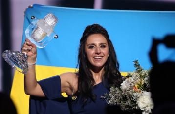 Джамала принесла Украине победу на «Евровидении»