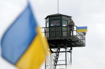 На Луганщине начали строить «стену» с Россией