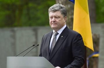 Порошенко: Декоммунизация в Украине должна быть завершена