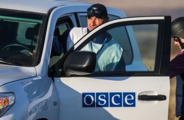 В ОБСЕ готовы отправить полицейских на выборы на Донбассе