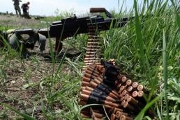 Во время обстрела Счастья погиб украинский военный