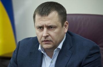 Филатов просит Парубия не подписывать переименование Днепропетровска