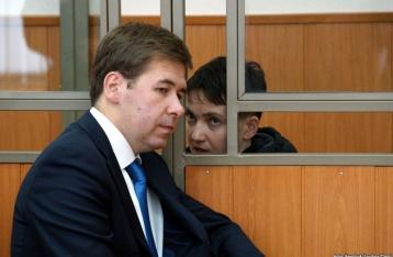 Адвокат Савченко обещает важные новости в течение двух часов