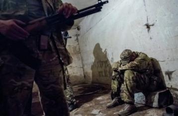 Двое украинских военных попали в плен