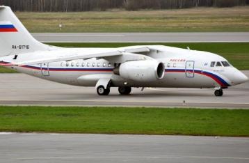 СМИ: Самолет с ГРУшниками вылетел из Киева в Москву