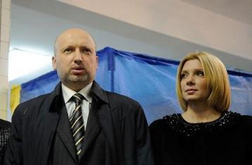 Аваков: На жену Турчинова напал мужчина с ножом