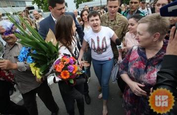 Надежда Савченко: «Выпью 2 литра водки, отойду»