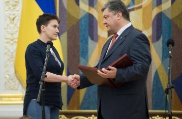 ЛЯПота за неделю: Яд Порошенко, ведьма Савченко, демоны Луценко