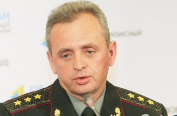 Муженко: Угроза военного характера существует не только на Донбассе