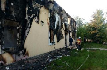 Количество погибших в доме престарелых под Киевом увеличилось до 17