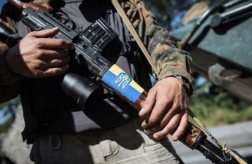 За сутки в зоне АТО пятеро военных погибли, еще четверо ранены