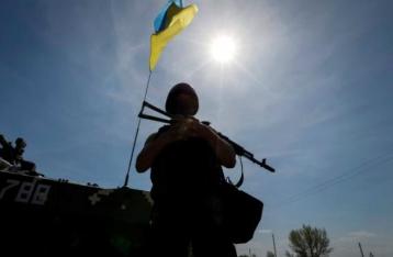 За сутки в зоне АТО один военный погиб, трое – ранены