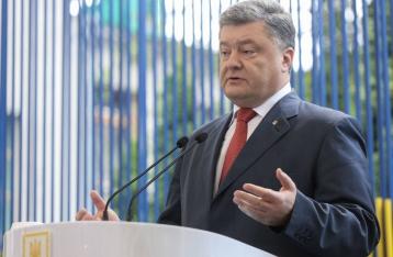 Порошенко: ВСУ способны остановить любое наступление российских войск