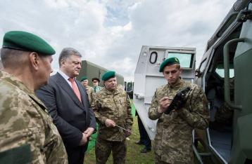 Украинским пограничникам повысили зарплаты