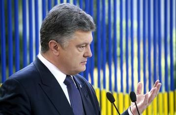 Порошенко поручил ввести санкции против нарушителей свободы слова в Крыму