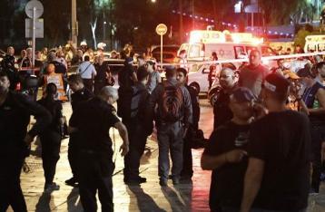 Два палестинца совершили теракт в Тель-Авиве: четверо погибших